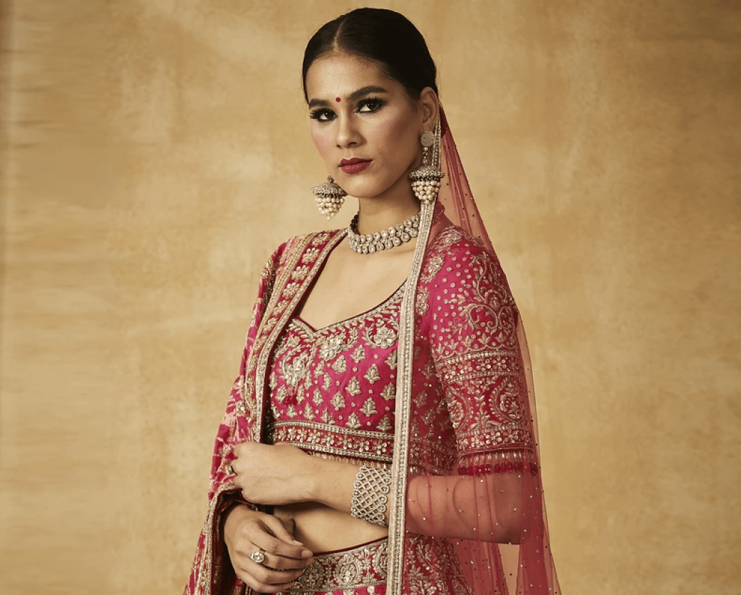 Bridal Attire Showrooms DforDelhi