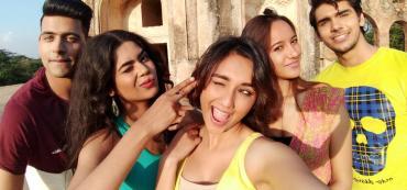 Selfie Spots DforDelhi