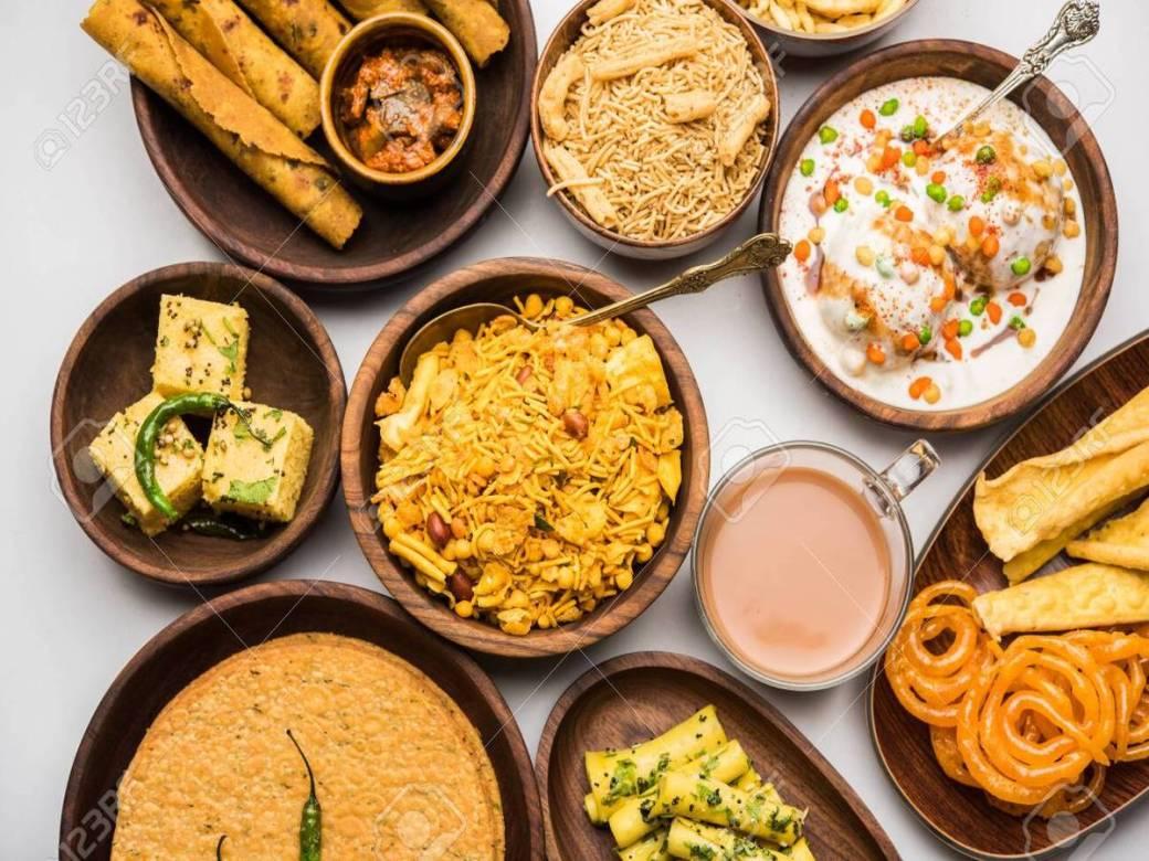 Gujarati Food DforDelhi