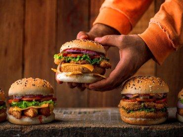 The Burger Club Shagun Ke 21 DforDelhi
