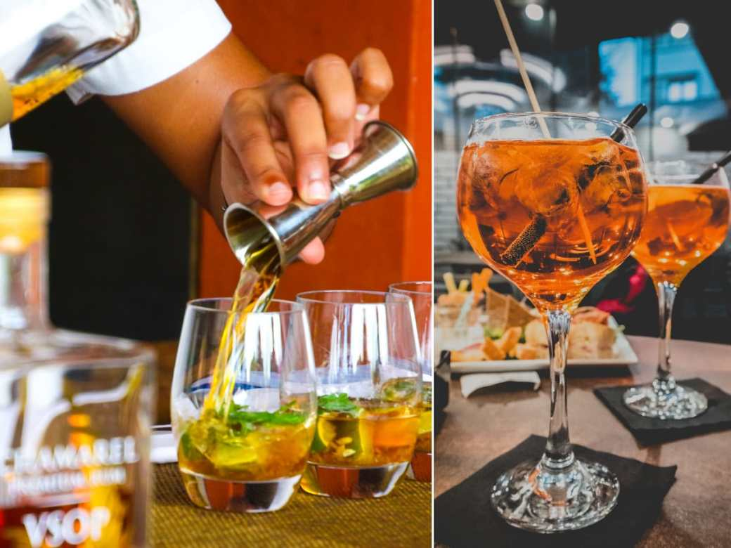 learn online cocktail recipe, online learning, cocktail recipe online