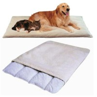 Flectabed Thermal Dog Bed With Fleece Cover