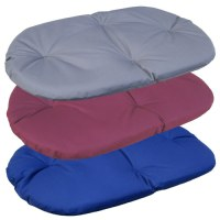 Oval Waterproof Dog Pad   Country Dog Beds   UK Made