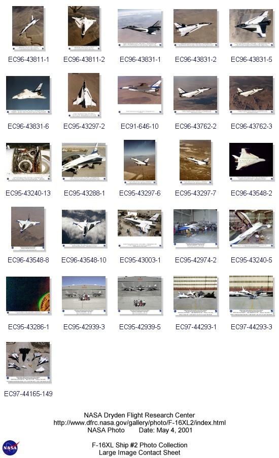 Photo Index Sheet