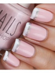 cute valentine's day nail art design