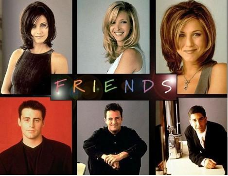 10th anniversary of friends