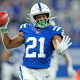 Nyheim Hines, Indianapolis Colts Best Ball Stack Underdog Fantasy