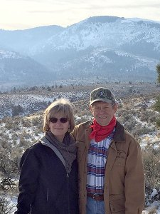 Mark and Patti Bennett