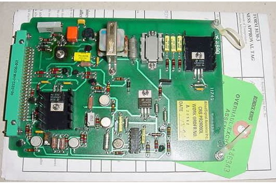 King Avionics Battery Charger Circuit Board W 8130 Dfwairpartscom