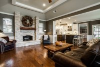 Family Room-Kitchen Remodel | DFW Improved | 972-377-7600