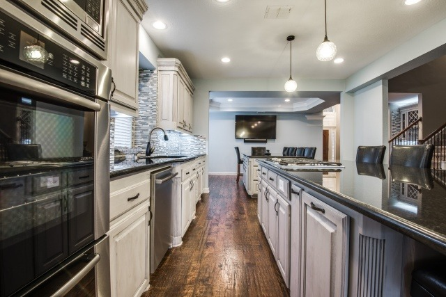 Transitional Remodel in Plano  DFW Improved Frisco TX  9723777600