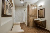 ADA-Compliant Bathroom Remodel | DFW Improved