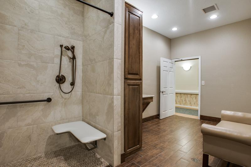ADACompliant Bathroom Remodel  DFW Improved