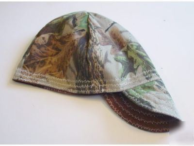 New realtree camouflage welding hat 7 18