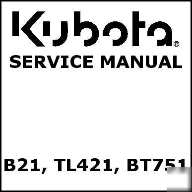 Kubota B21 Schematic, Kubota, Free Engine Image For User