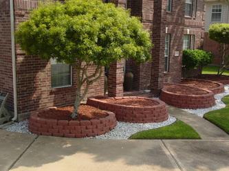 ground work - dallas landscaping