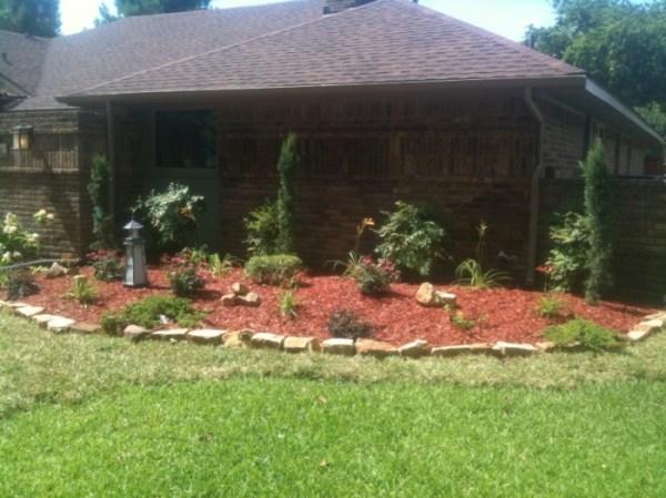 landscaping frisco - dallas