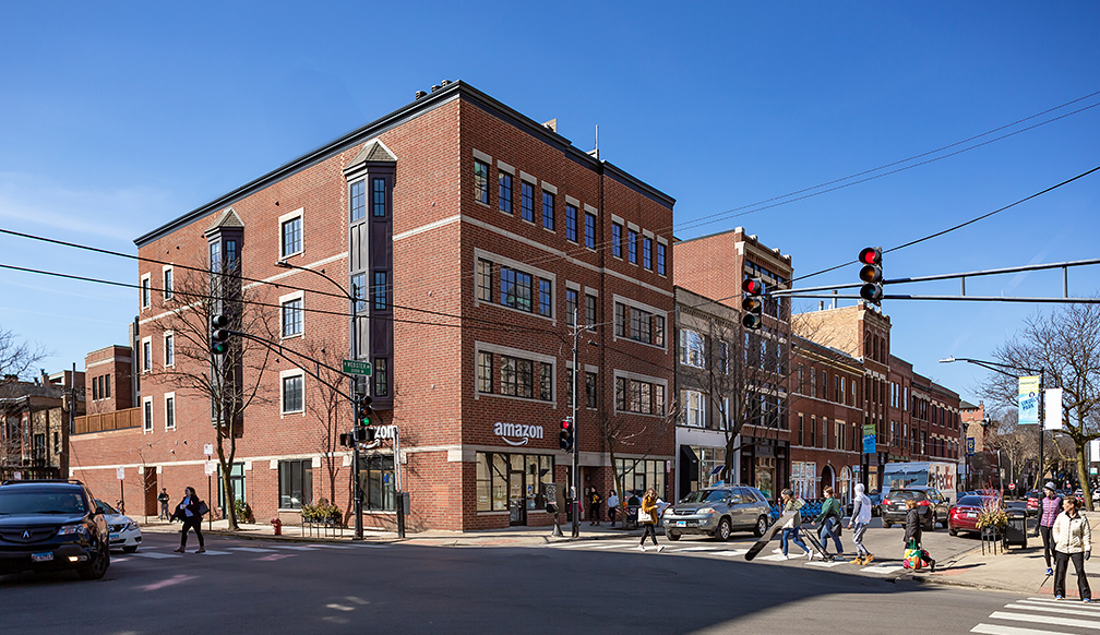 Hanley Investment Group Arranges Sale of Rare Single-Tenant Amazon in Chicago