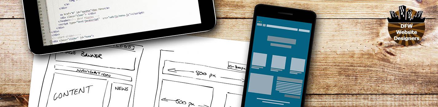 DFW Custom Website - New Design http://DFWWebsiteDesigners.com