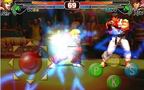 Street Fighter IV – der iPhone Über Prügler