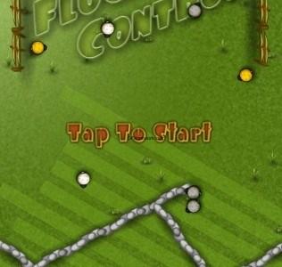 Flock Control – Schafe hüten auf dem iPhone
