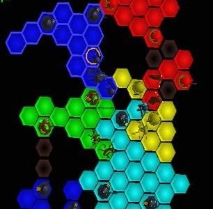 Tactica – Nettes 3D Hexagon Spiel