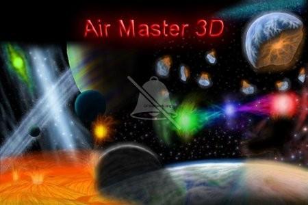 Air Master 3D – Kleines Grafik Highlight mit Spielerischen schwächen