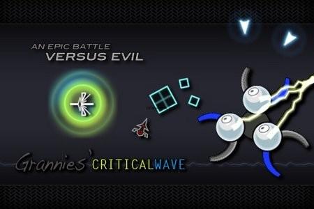 Critical Wave – Dualstick Shooter der fordert