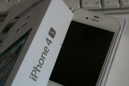 Willkommen zuhause – iPhone 4S eingetroffen