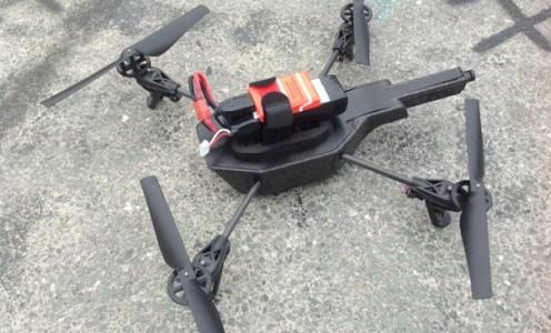 AR.Drone 2: GPS Flight Recorder
