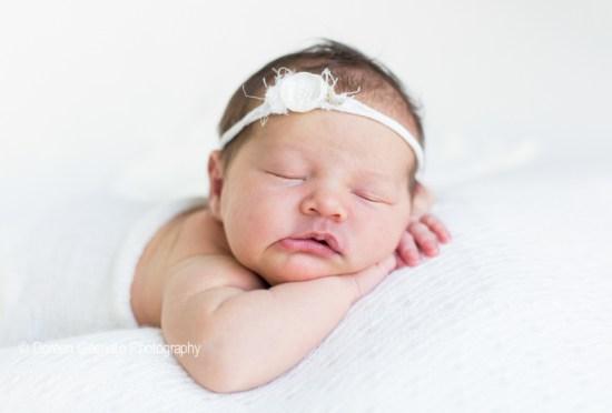 So eine kleine Prinzessin – Doreen Gesuato – Fotografin für Neugeborene rund um Wertheim
