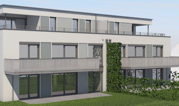 Wohn- und Geschäftshaus, DA Header