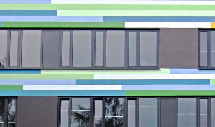 P127 Fassade