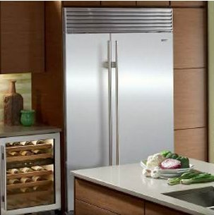 REFRIGERATORS, Refrigerator Installation, Kitchen Refrigerator Installation, Built In Refrigerator Installation,  Built-In Refrigerator Installation, Refrigerator, Refrigerators, Installation, Kitchen, Built-In, Built In