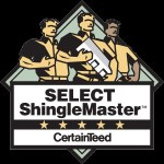 Select ShingleMaster CertainTeed