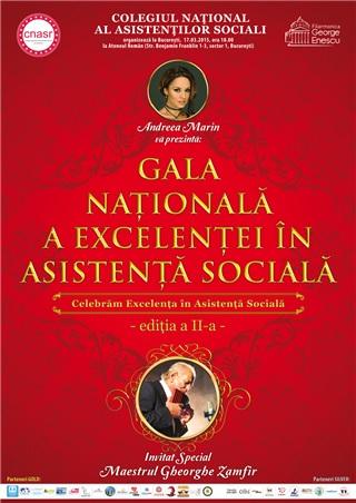Premierea DGASPC BACAU la Gala premiilor de excelenta in administratie