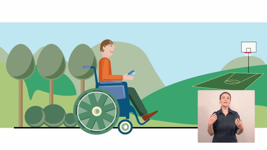 Card european pentru dizabilitati