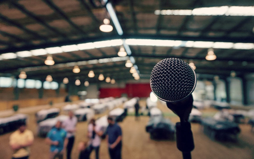 5 Tips to Bring Your Public Speaking 'A' Game