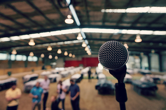 5 Tips to Bring Your Public Speaking 'A'​ Game