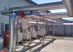 Elementary School in Bunnell, FL-- chilled water