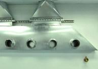 Custom interior ducts