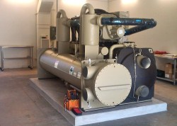 Palmer College - Water Cooled Chiller