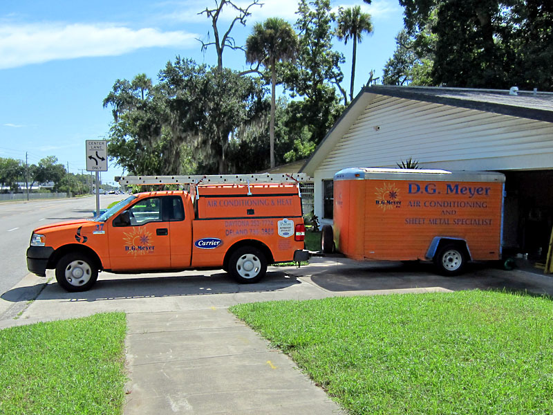 Residential Services D G Meyer Inc
