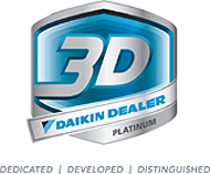3D Platinum Daikin Dealer