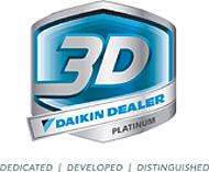 3D Platinum Daikin Dealer