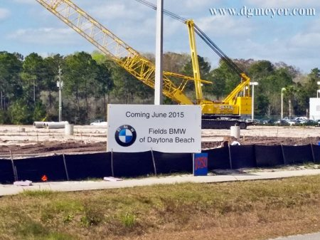 New Construction- Fields BMW Dealership