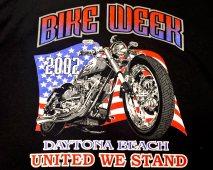 Bike Week Tee 2002