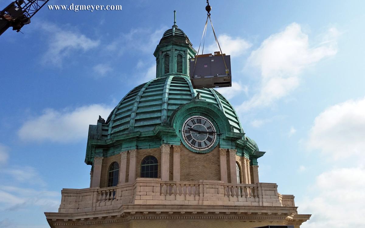 DeLand Historic Courthouse – D.G. Meyer Inc