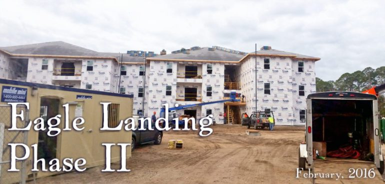 Eagle Landing Project