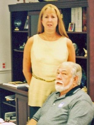 Don Meyer and Linda Longfritz